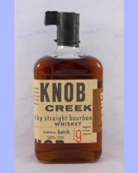 Knob Creek 9 Year Old