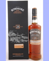 Bowmore 25 ans Small Batch Release