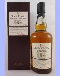 Glen Elgin 12 ans