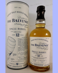 Balvenie Single Barrel 12 ans