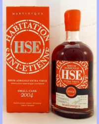 HSE 2004 - Small Cask