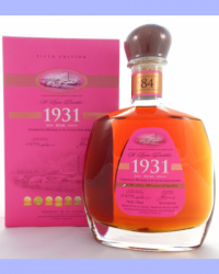 St. Lucia Distillers 1931 5th Edition