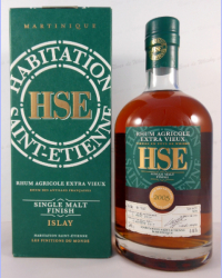 HSE 2005 - Single Malt Finish Islay
