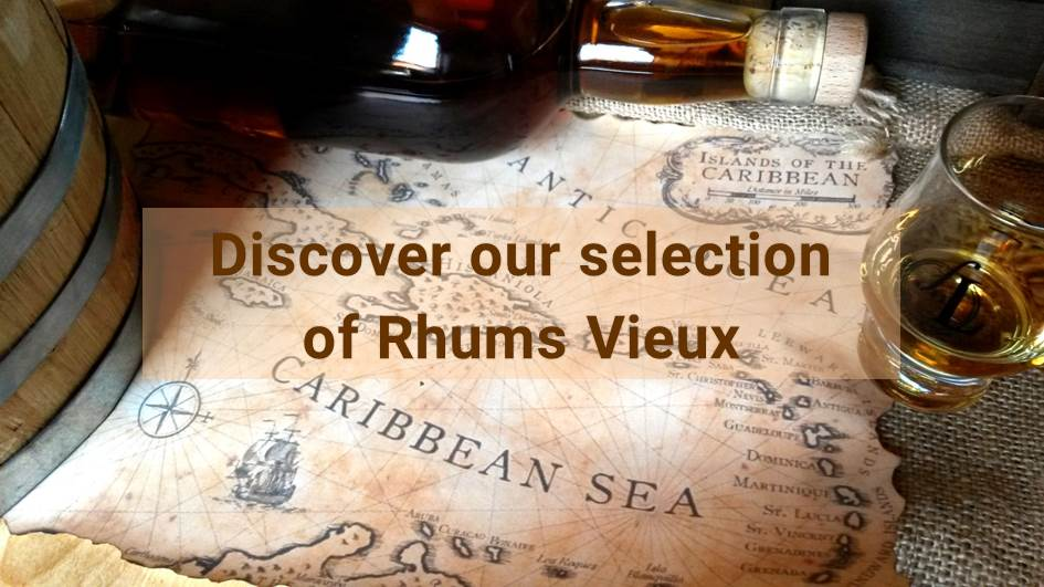 Discover our selection of rums