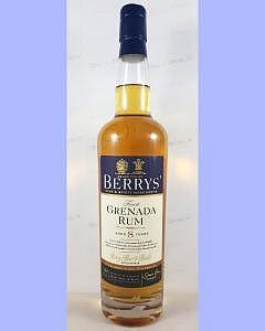 Berry's Grenada Rum 8 Year Old