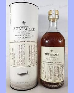 Aultmore 11 Year Old – Exceptional Cask Series