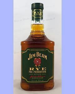 Jim Beam Rye Pre-Prohibition Style