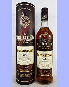 Deanston 24 Year Old – Oloroso Sherry Butt