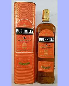 Bushmills 10 Year Old – Sherry Cask Finish